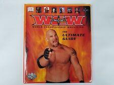 The Ultimate WCW : World championship Wrestling by Dave Scherer, Dorling Kinders