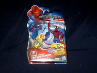 THE AMAZING SPIDER-MAN MOVIE COLLECTION MEGA CANNON 2012 HASBRO ACTION FIGURE
