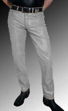 Pantalons jeans gris pour homme