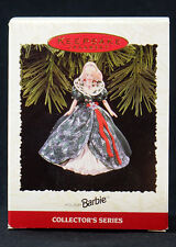 Hallmark BARBIE Holiday Collector Series Xmas Ornament. 1995. Series No 3. NEW