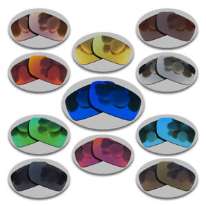US Anti Scratch Lenses Replacement For-Oakley Crankcase OO9165 Polarized-Options