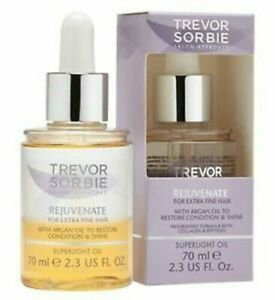 Trevor Sorbie Rejuvenate For Extra Fine Hair - Superlight Oil - 70ml