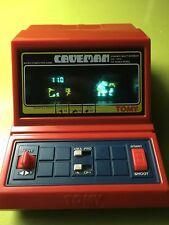 Tabletop Caveman De Tomy Tipo Game Watch,Nintendo,Casio, Sega,bandai,sega,konami