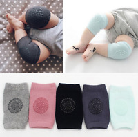 Kids Safety Crawling Elbow Cushion Infants Toddler Baby Knee Pads Protector