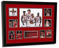 CHICAGO BULLS 2017 - WADE BUTLER RONDO SIGNED LIMITED EDITION FRAMED MEMORABILIA