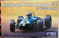 1966 F2 Champion Brabham BT 18 Honda F-2 1:20 Ebbro 20022