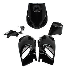 Kit Carénage Coque Tablier Garde Boue  PIAGGIO 50 ZIP ANNEE 2000 A 2010