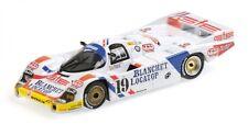 Porsche 956l Blanchet Locatop Brun Bputsen Theys Ferte 24h Le Mans 1986 1:43