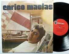 ENRICO MACIAS Live at the Olympia Paris STEREO Mercury LP SR 61202