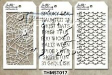 Tim Holtz MINI STENCIL SET 17  MST017