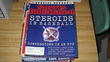 Steroids in Baseball- Ken Caminiti -Sports illustrated 6/3/2002