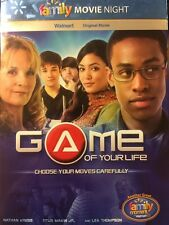 Game Of Your Life (DVD, 2011) Family Movie Night Series      [BRAND NEW SEALED]
