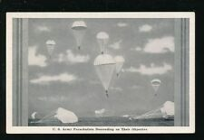 Air Corps & Regiments Printed Collectable Military Postcards