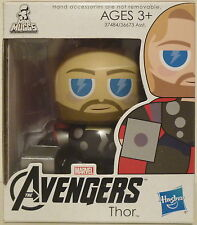 "THOR The Avengers Movie Mini Muggs 3"" inch Vinyl Figure Hasbro 2012"