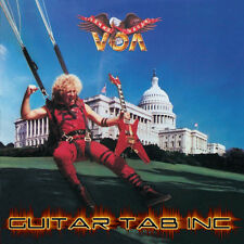Sammy Hagar Digital Guitar & Bass Tab VOA Lessons on Disc Gary Pihl Van Halen