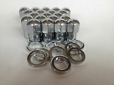 "Holden-Valiant Alloy Wheel nuts-Centerline -Autodrag- Jellybean 7/16"" UNF x 3/4"""