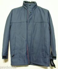 Roundtree & Yorke Avery Charcoal Color Coat with Hidden Hood Size: Large $150.00