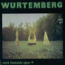 Wurtemberg: rock Fantasia opus 9 (1980); french instrumentale progressive Musea