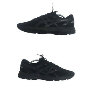 Asics Gel-Excite 4 All Black Trail Runners / Running Shoes SizeUK 11