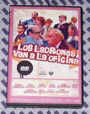 Serie tv Los ladrones van a la oficina (pregunta antes de comprar!!)