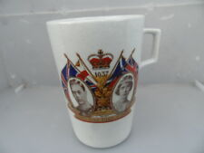 Bone China Mug To Commemorate    Coronation of King George VI & Elizabeth   1937