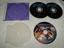 Top Gun (PC, 2010) & F-15 (PC, 2000) Games
