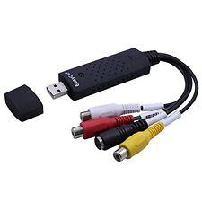Easycap USB 2.0 Audio Video VHS to DVD Converter Capture Card Adapter