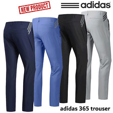 ADIDAS GOLF TROUSERS ULTIMATE 365 TAPERED 3-STRIPES MENS PANTS / NEW 2020 MODEL