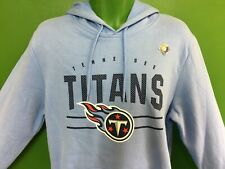 W402/540 NFL Tennessee Titans Pullover Hoodie Men's Medium NWT