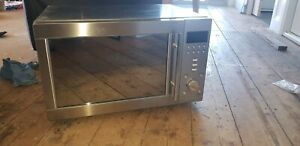 Smeg Microwave, Convection/Grill Oven