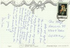 Jamaica card sent to Moers Germany