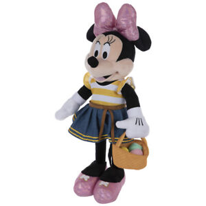 Holiday Disney 23 in Tall Minnie Mouse with Easter Basket Greeter