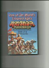 Mahabharat DVD VOL 3 EPISODES 13-18 SUBTITLES IN Hindi English, French, Spanish
