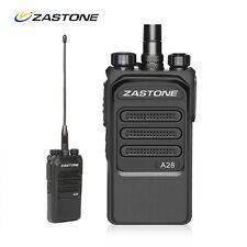 Zastone A28 Walkie Talkie 10W UHF 400-480MHz Portable Two Way Radio Long Range