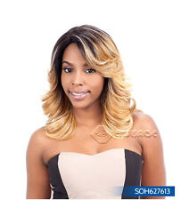 Freetress Equal Lace Front Wig Deep Invisible Part - Lona