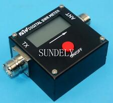 1.6 ~ 60 MHZ HF digitale Power & SWR Meter Yaesu Ham Radio Portatile Nuovo