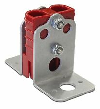 Mini Battery Charger Plug Mount Brackets - Quarter-Max