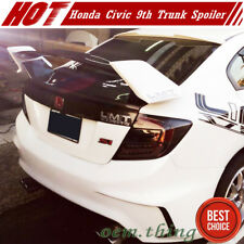 STOCK AU Unpainted FOR Honda Civic 8th 9th 4DR Type-R JDM Style Trunk Spoiler