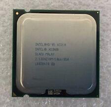 Intel Xeon X3210 2.13GHz , 8M ,1066  Quad-Core  Processor SLACU