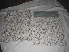 winnie the pooh and piglet set of hand made curtains each panel 20x47 inch