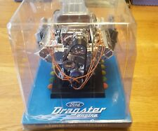Liberty Classics Ford Top Fuel Dragster Engine 1/6th Scale Die Cast 84029