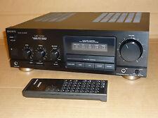 SONY STEREO AMP INTERGRATED AMPLIFIER BLACK LBT-V701 / TA-V701 DYNAMIC BASS