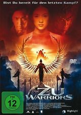 ZU WARRIORS   DVD NEU