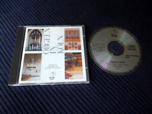 CD Organ Orgel Orgue Cologne Köln Klais Rieger Gerhardt Oberlinger Mitra ALAIN