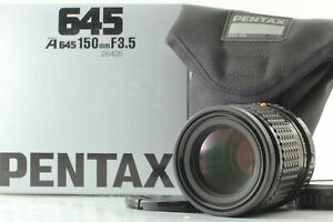 [Almost MINT in Box] SMC Pentax-A 645 150mm f/3.5 Lens pentax N NII From Japan