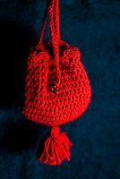 """""""Flanagan"""" Pouch Bag for Talisman Stones Crystals Runes Wicca Yorkshire Handmade"""