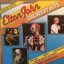 "ELTON JOHN-""Greatest Hits""- Rare Dutch CD 1985-BRCD14"