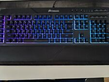 Corsair K55 (CH9206015NA) Wired RGB Backlit Gaming Keyboard