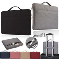 Laptop Notebook Protective Sleeve Case Bag For Apple Macbook Air/Pro/Retina iPad