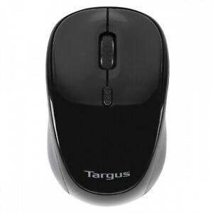 Targus 2.4 Ghz Wireless BlueTrace Sensor W620 4-Key Standard Mouse Black